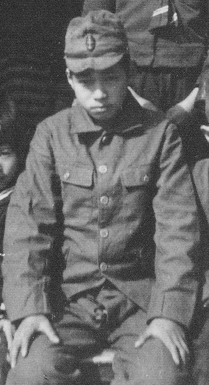 海軍特別年少兵になった叔父さん